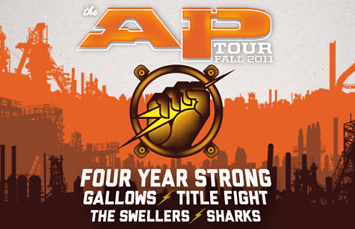 The AP Tour Fall 2011