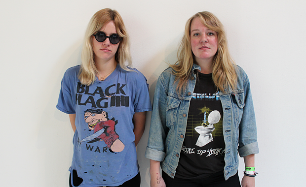 INTERVIEW: BLEACHED