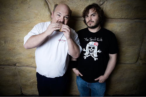 "TRACK/MP3: TENACIOUS D - ""RIZE OF THE FENIX"""