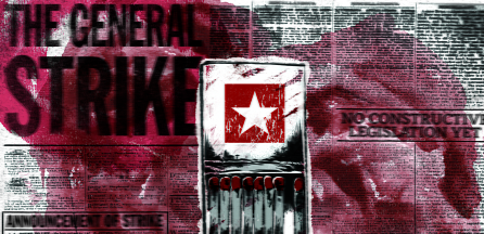"REVIEW: ANTI-FLAG - ""THE GENERAL STRIKE"""