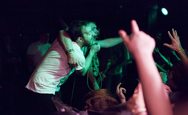 GOING LIVE: THE WONDER YEARS, POLAR BEAR CLUB