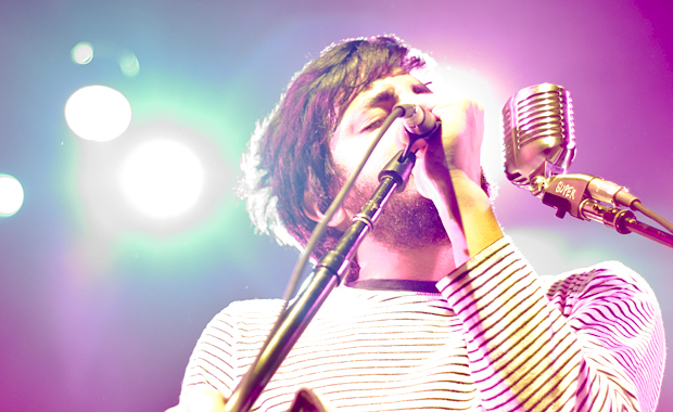 GOING LIVE: YOUNG THE GIANT