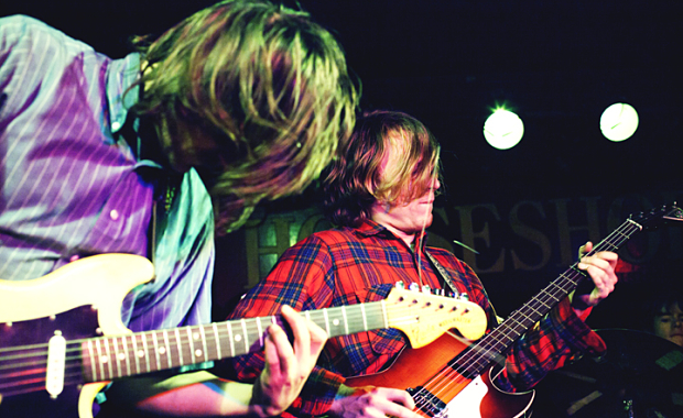 GOING LIVE: TY SEGALL, WHITE FENCE
