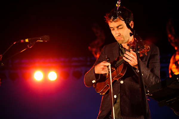 GOING LIVE: ANDREW BIRD