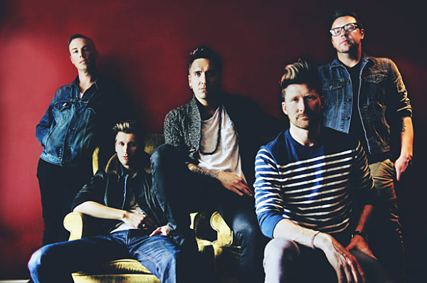 "TRACK/MP3: ANBERLIN - ""SELF-STARTER"""