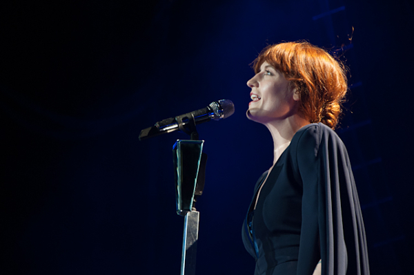 GOING LIVE: FLORENCE + THE MACHINE, THE WALKMEN