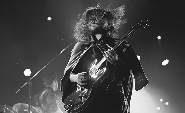 GOING LIVE: MY MORNING JACKET, BAND OF HORSES
