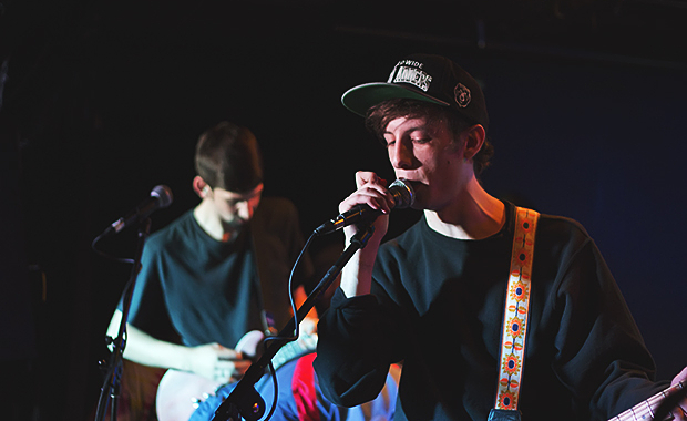 GOING LIVE: TIGERS JAW, JUNIOR BATTLES