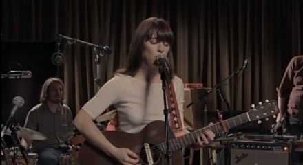 "VIDEO: FEIST - ""UNDISCOVERED FIRST (FROM THE BASEMENT)"""
