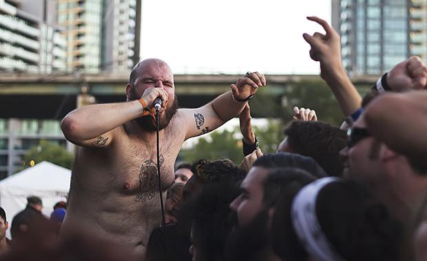 GOING LIVE: RIOT FEST 2012 (TORONTO)