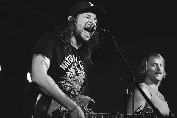 GOING LIVE: KING TUFF