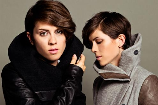 "TRACK/MP3: TEGAN & SARA - ""I'M NOT YOUR HERO"""