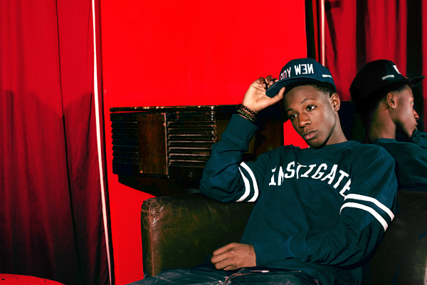 "TRACK/MP3: JOEY BADA$$ - ""ENTER THE VOID"""