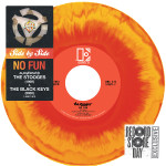 THE BLACK KEYS x STOOGES :: Side By Side: No Fun 7""