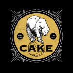 "CAKE :: ""Sheep Go To Heaven"" / ""Jesus Wrote A Blank Check"" 7"""