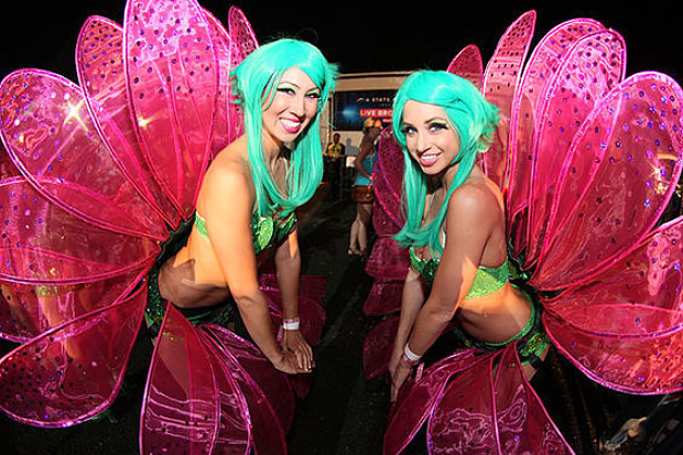 EDM Fest Fairies