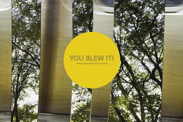 You Blew It! - Award Of The Year Award