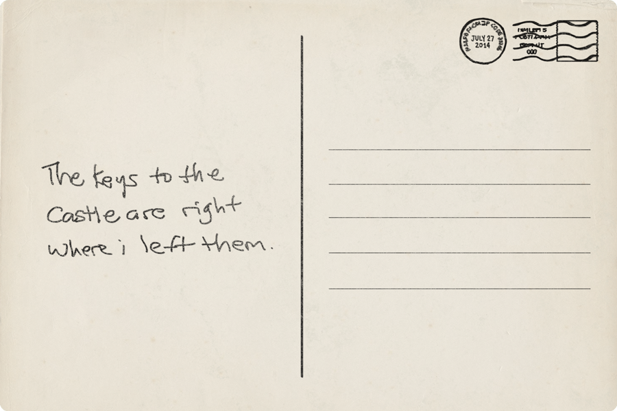 Bonus Mosh Pt II - Postcard B