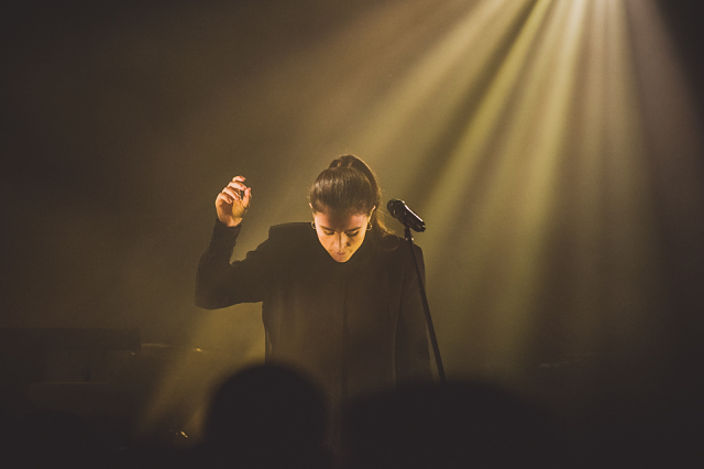 Photos: Jessie Ware at The Great Hall