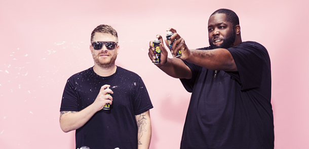 Run The Jewels - Featured