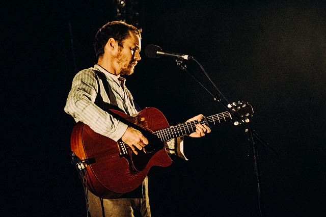 Photos: Damien Rice at Danforth Music Hall