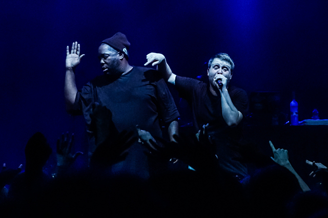 Photos: Run The Jewels at Danforth Music Hall