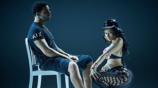 Drake and Nicki Minaj's Anaconda Video