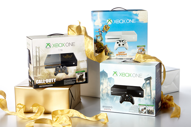 XBOX One Holiday Console