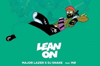 Major Lazer And DJ Snake - Lean On
