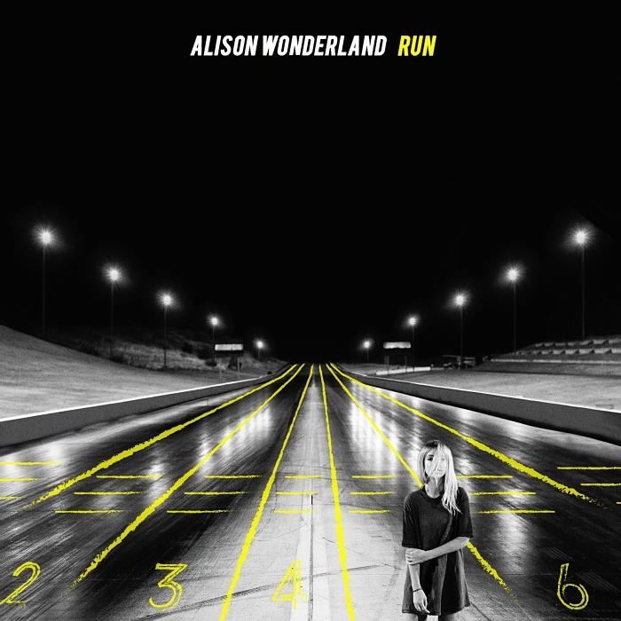 Alison Wonderland - Run LP
