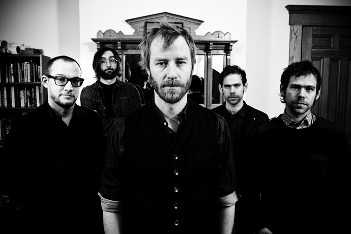 "The National Release ""Sunshine On My Back"""