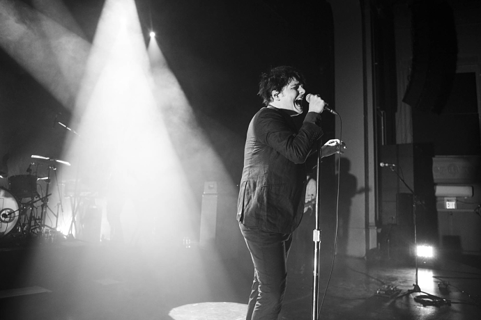 Gerard Way - Danforth Music Hall