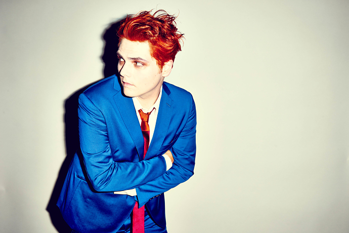 Gerard Way: Finding The Right Pieces