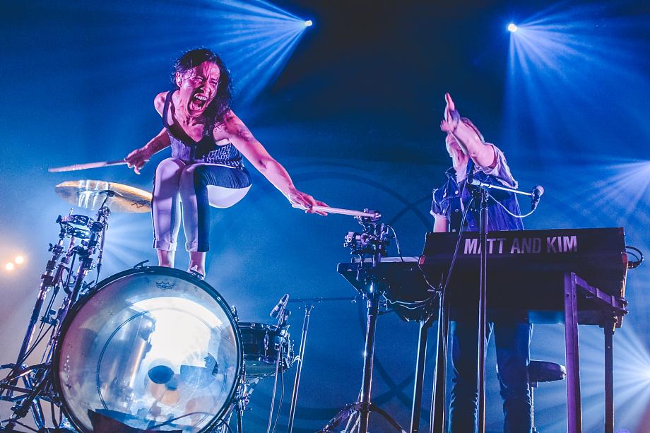 Matt And Kim - Danforth Music Hall