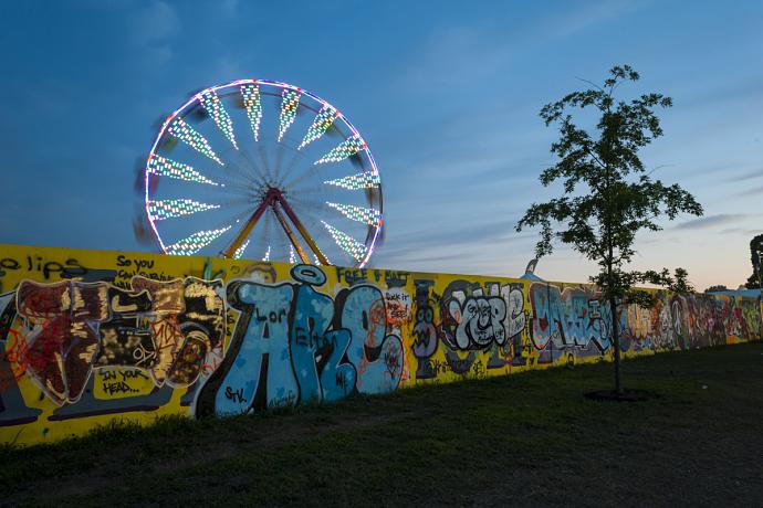 Bonnaroo - Ferris Wheel