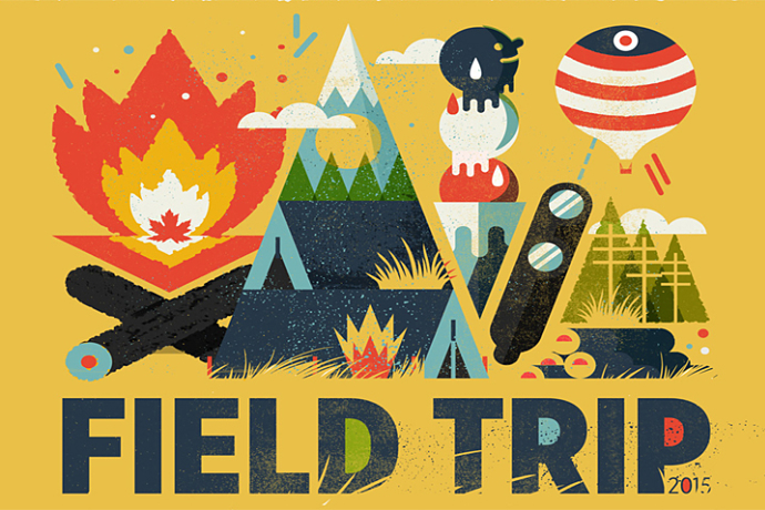 Contest: Win Tickets To Field Trip 2015
