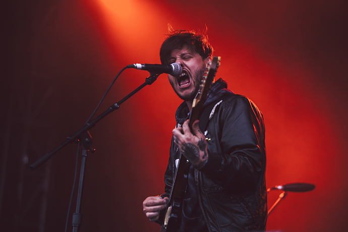 Wavves - Bestival TO 2015