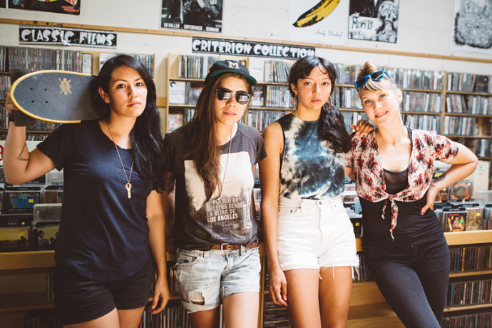 La Luz - Don't Wanna Be Anywhere