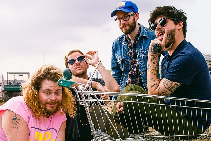 "Listen: Wavves – ""Way Too Much"""
