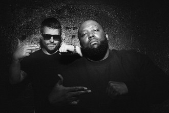 Run The Jewels - Timothy Saccenti