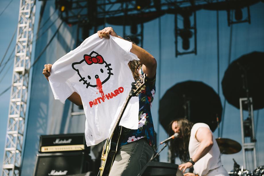 Andrew WK - Riot Fest-3