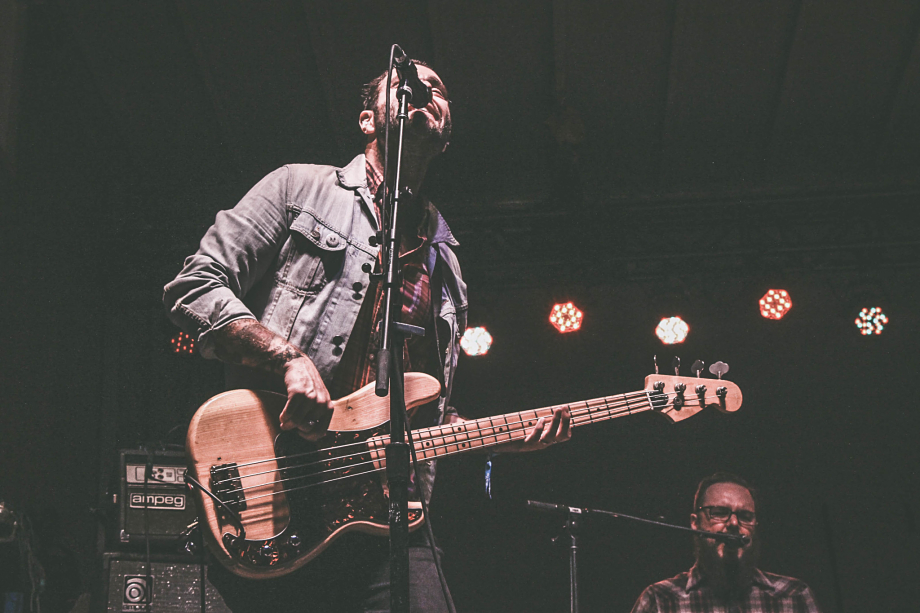 Chuck Ragan And The Camaraderie-4