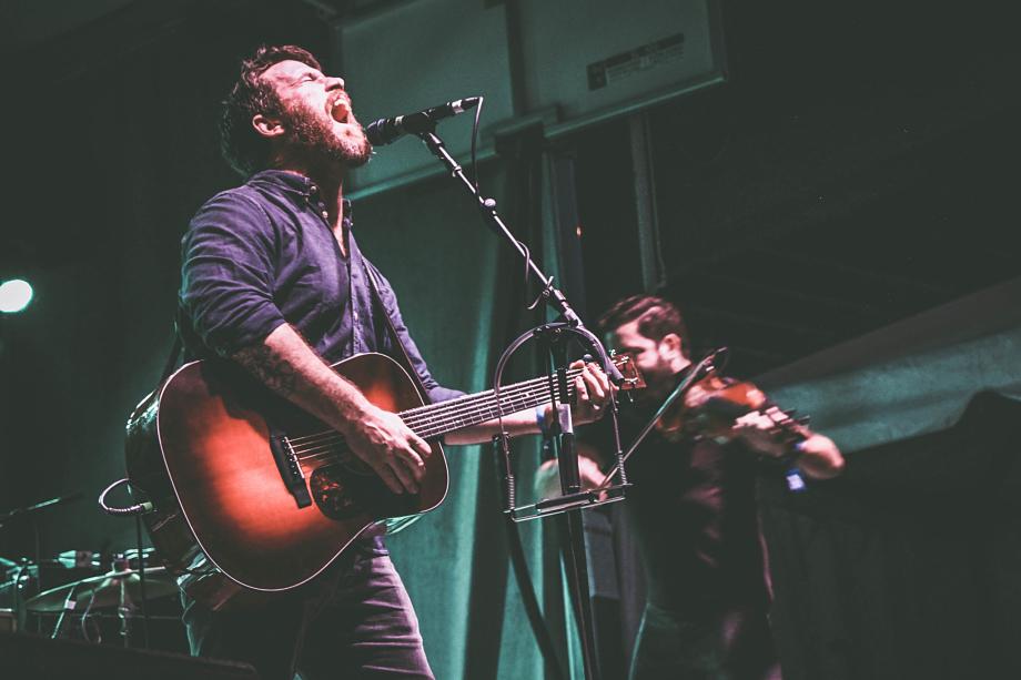 Chuck Ragan - Toronto Urban Roots Fest 2015