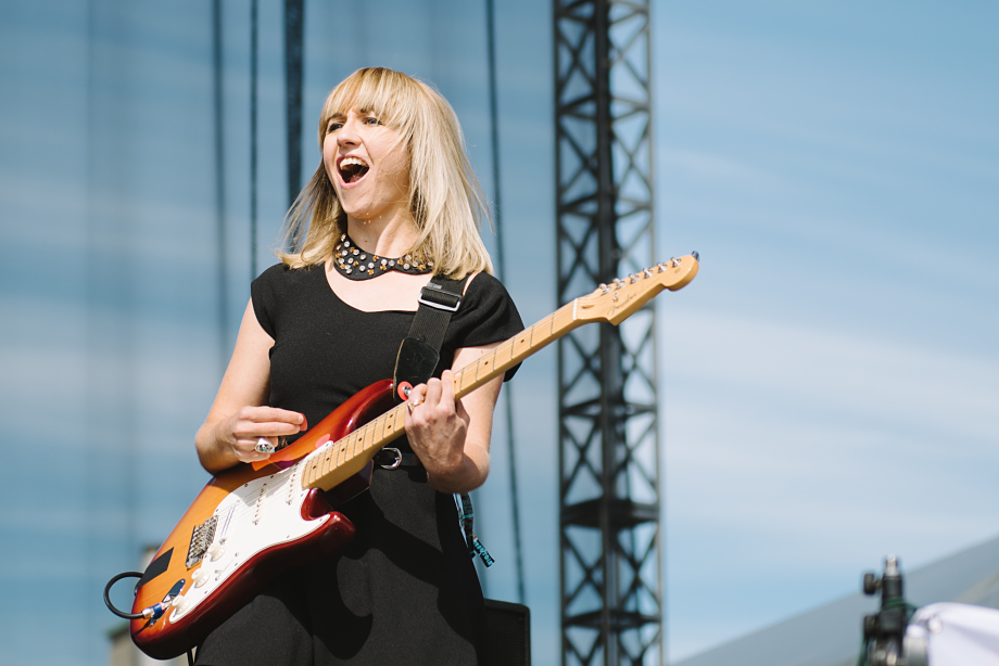 The Joy Formidable - Riot Fest-2