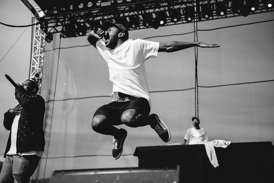 Tyler The Creator - Riot Fest-6
