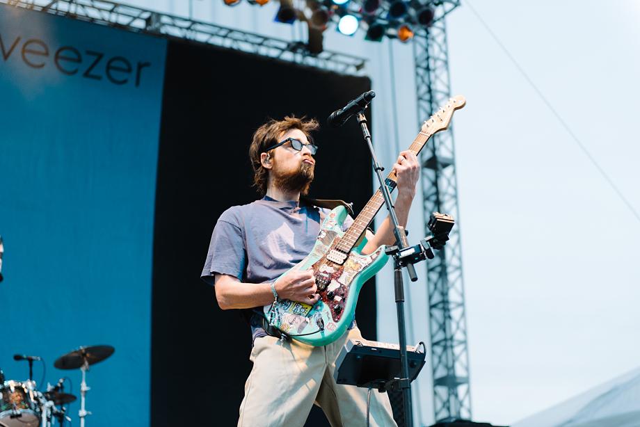 Weezer - Riot Fest Sunday-4