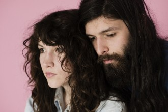 Widowspeak Band - Shawn Brackbill