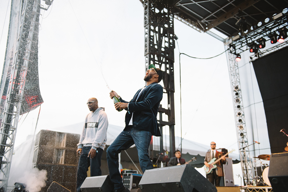 Wu-Tang Clan - Riot Fest-2