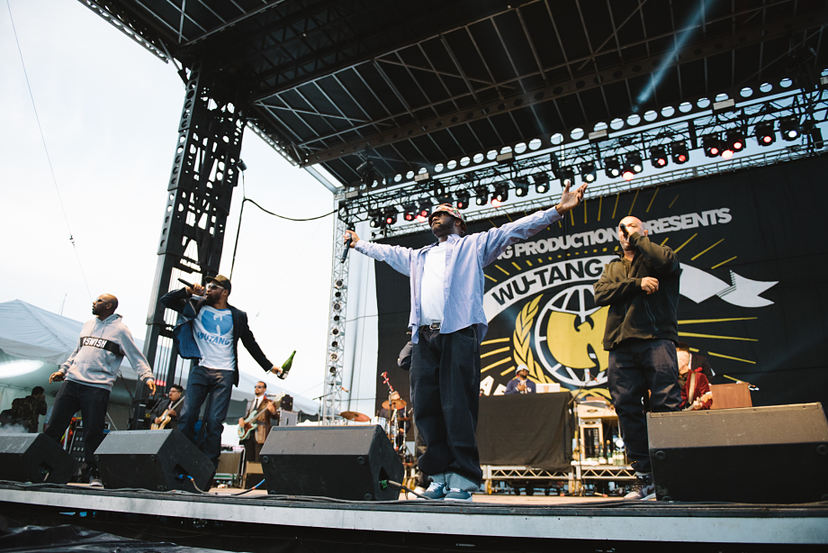 Wu-Tang Clan - Riot Fest-3