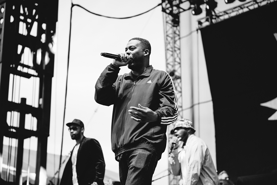 Wu-Tang Clan - Riot Fest-4